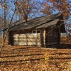 10 ACRES WITH SMALL OLD LOG CABIN
