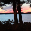 LARGE PRIVATE LONG LAKE FRONTAGE PARCEL